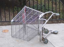 abandonedshoppingtrolley