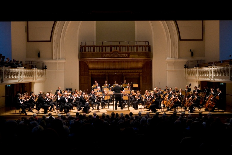 RPO and Julian Lloyd Webber at Cadogan Hall