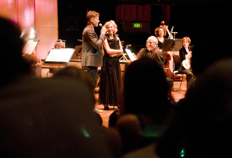 OAE's Night Shift at the Queen Elizabeth Hall - photo Joe Plommer (all rights reserved)
