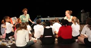 AcroJou at Stratford Circus