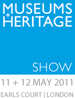 Museums and Heritage Show 2011